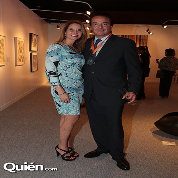 Diana Ramírez,Ángel Junqueira