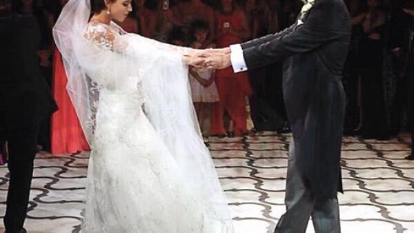 Jorge Emilio González y María Couttolenc