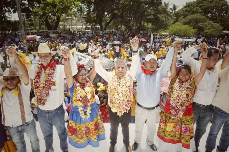 Representantes del PRD aseguran que su abanderado, José Estefan, está a la delantera.