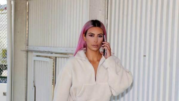 Kim Kardashian Yeezy