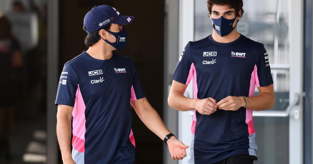 "'Checo' Pérez afirma que algunos miembros de Racing Point le ""ocultan cosas"""