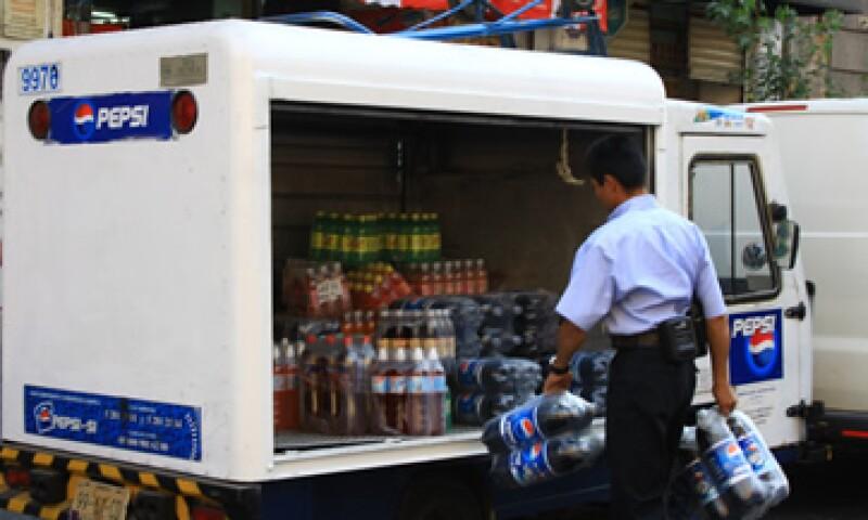 PepsiCo invertirá en todo el país 5,000 millones de dólares en los próximos cinco años. (Foto: Cuartoscuro)