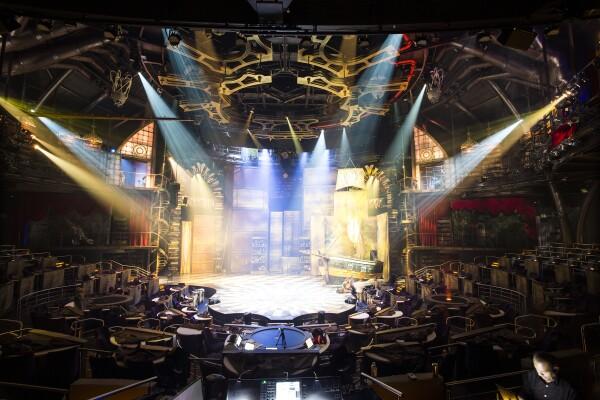 Chávez y Cirque du Soleil abrieron en México el primer show permanente fuera de Estados Unidos y lograron la rentabilidad gracias al concepto de 'dinner show'. Ahora preparan un parque temático en Riviera Nayarit.