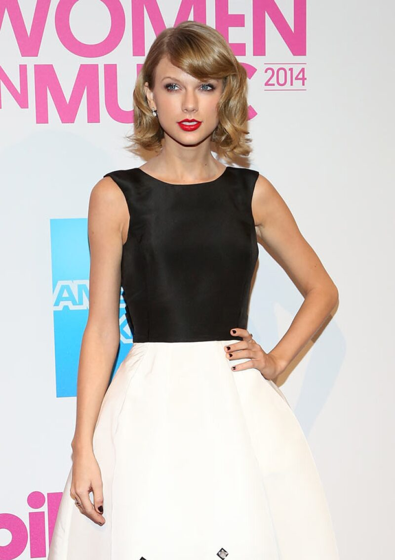 Tal vez este no sea el año de Taylor Swift, pero aún así sigue siendo de las favoritas.