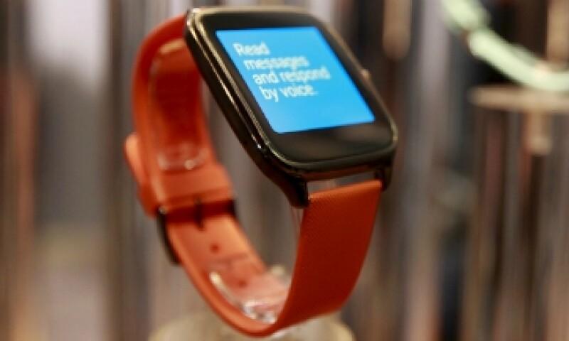 El reloj estará equipado con Android Wear. (Foto: Reuters/Archivo)