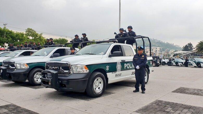 patrullas CDMX