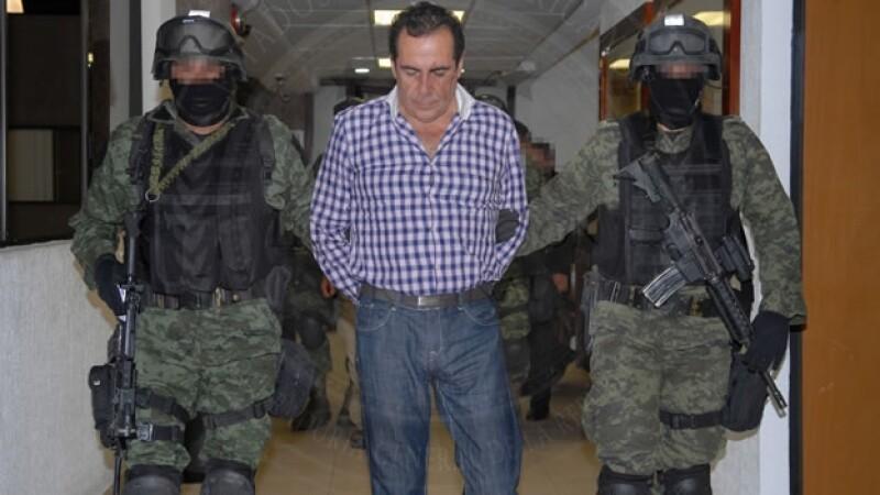 Héctor Beltrán Leyva, líder de una organización criminal en México, recibió un auto de formal prisión este lunes