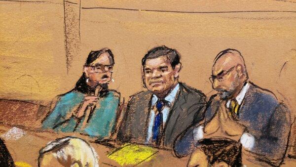 Juicio Chapo Guzmán Nueva York
