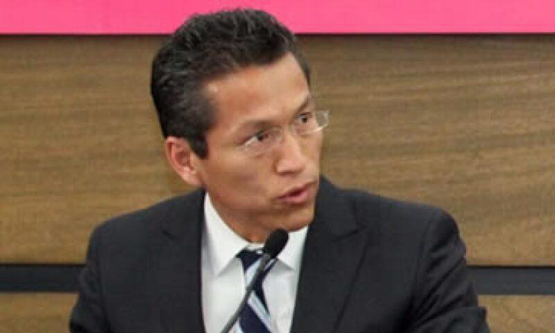 Aristóteles Núñez, titular del SAT, llamó a presentar la declaración anual a través de las aplicaciones disponibles. (Foto: Notimex )