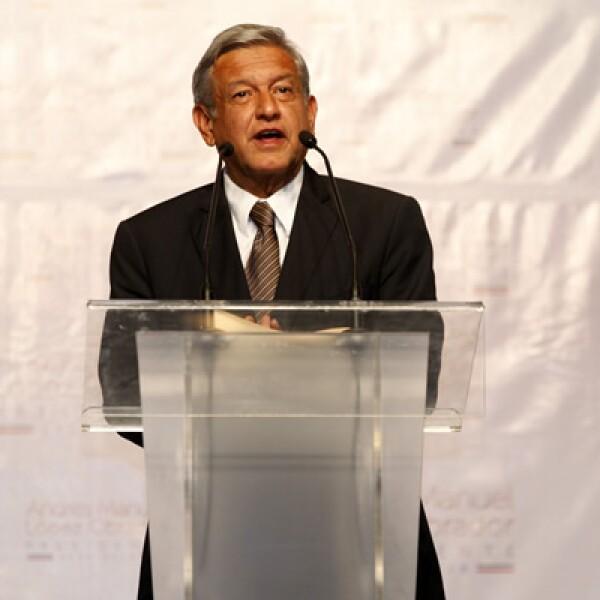 Segundo lugar en la votación de 2006. En 2012 volvió a competir por el PRD para la presidencia de México.