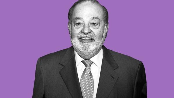 Carlos Slim / 50 años de Expansión
