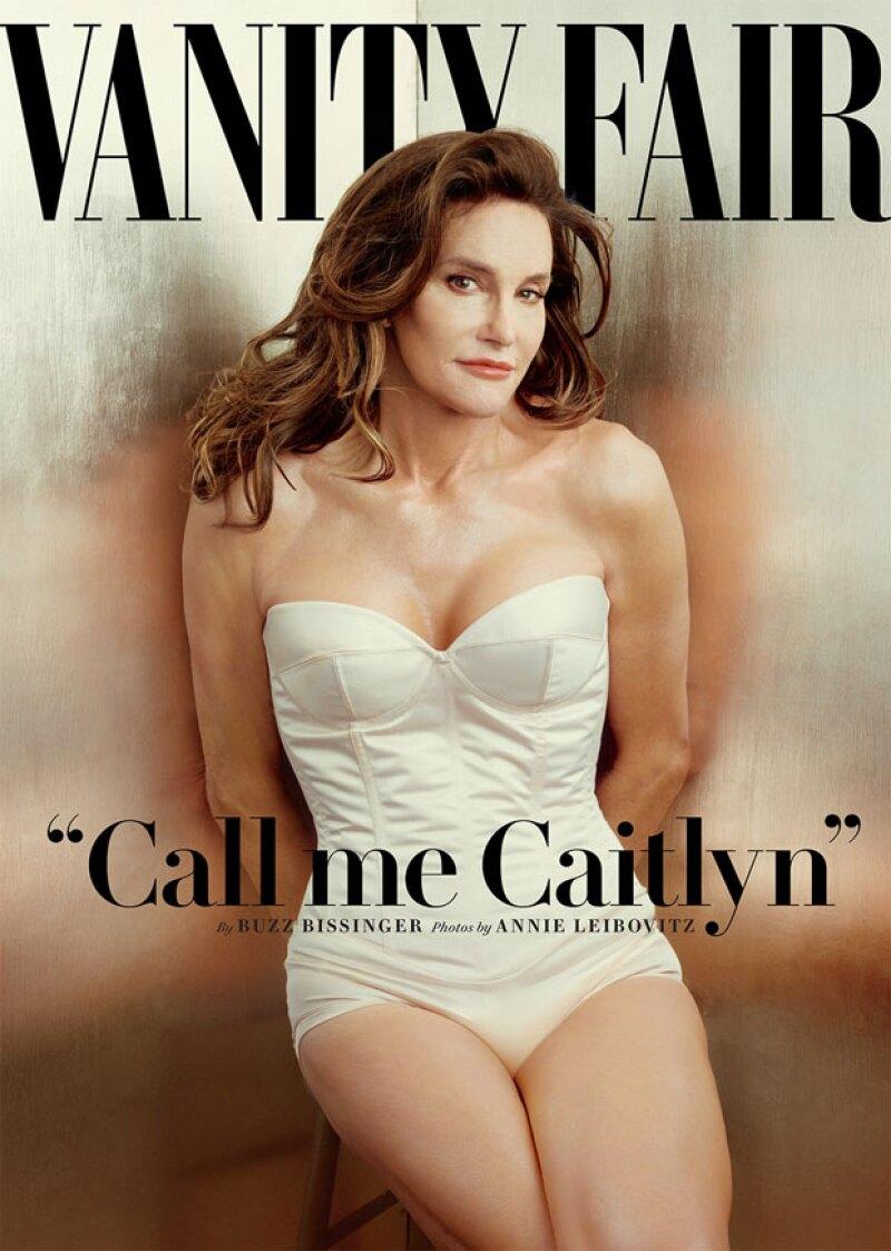 Dos de los hijos de la exdeportista pensaron que sus fotos en Vanity Fair fueron excesivamente sexys.
