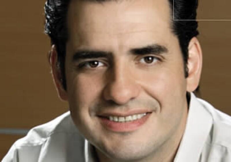 Fernando Álvarez Toca, director de Finanzas de Banco Compartamos, sabe cómo lograr psicologicamente que la gente pague. (Foto: Alfredo Pelcastre/Monda Photo)