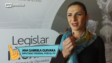 #YoLegislador Ana Gabriela Guevara