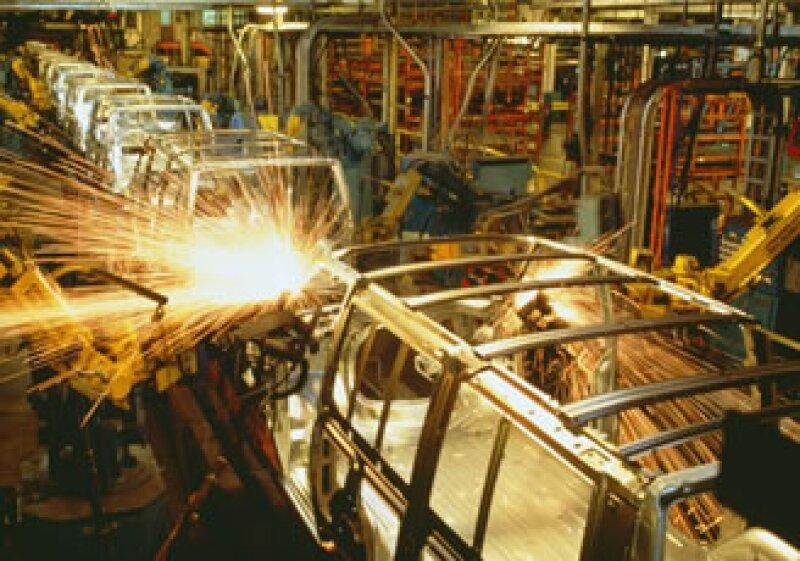 La producción industrial se vio afectada por la construcción, la minería y el sector manufacturero. (Foto: Photos to go)