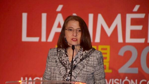 Luz María de la Mora T-MEC