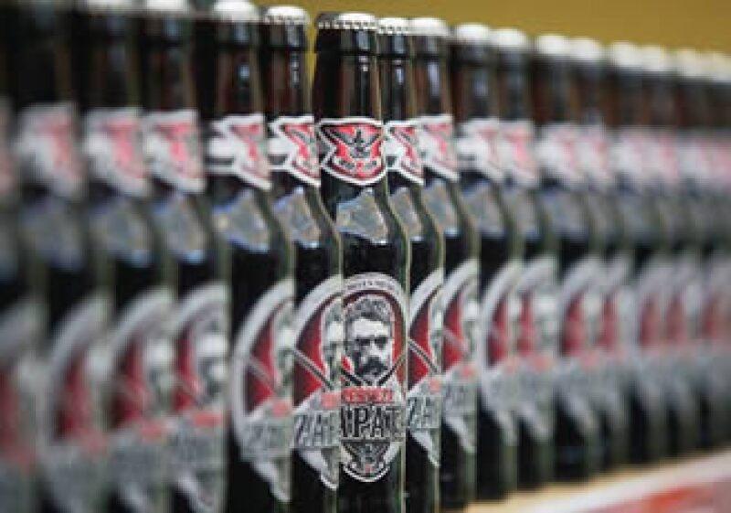 La cervecería ha comenzado a exportar sus productos a Estados Unidos, España, Alemania y Francia.  (Foto: AP/ Carlos Jasso)