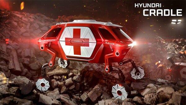 Hyundai Cradle