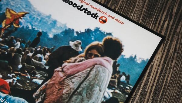 Vinilo Woodstock Bobbi Kelly y Nick Ercoline