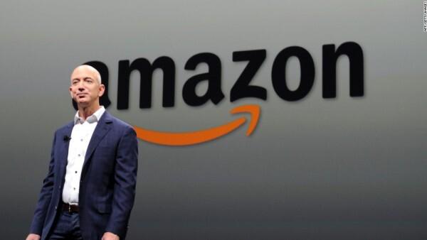 Jeff Bezos de Amazon ahora está pensando en el espacio