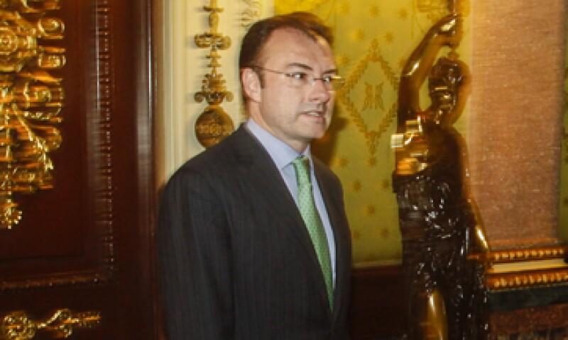 El crédito fue otorgado por Bancomext hace más de 15 años, explicó Videgaray. (Foto: Especial)