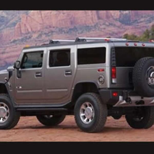 Hummer fue adquirida por La firma china Sichuan Tengzhong Heavy Industrial Machinery Co. Ltd.