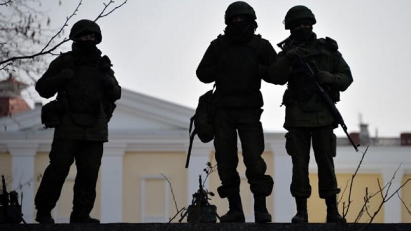 Ucrania Crimea Rusia