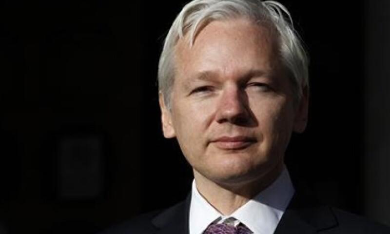Julian Assange alcanzó fama mundial cuando fundó WikiLeaks en 2006. (Reuters)
