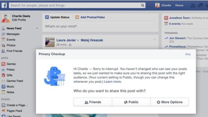 cambios de privacidad en facebook