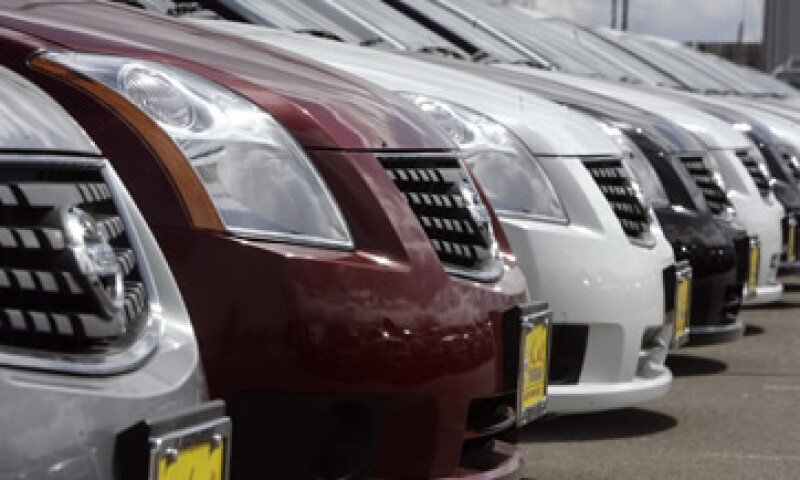 Nissan produjo 57,592 unidades, en noviembre pasado. (Foto: AP)