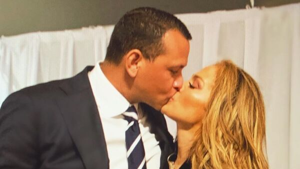 A-Rod y Jennifer Lopez