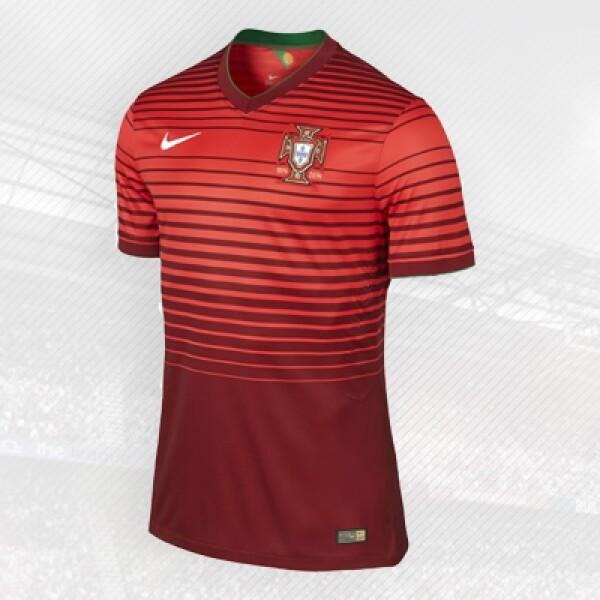 equipo europeo luce como una de las apuestas fuertes de Nike, ante la presencia de Cristiano Ronaldo.