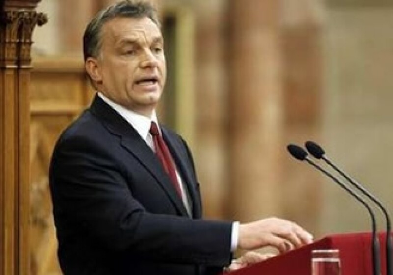 Viktor Orban, el nuevo primer ministro de Hungría, toma posesión el lunes próximo. (Foto: Reuters)