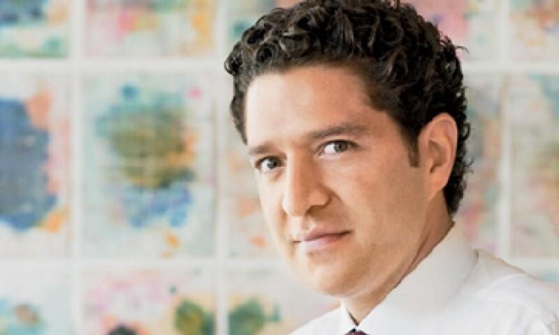 Alejandro Legorreta, CEO de Sabin Capital, sigue la filosofía de inversión de Warren Buffett. (Foto: Marco Sotomayor)