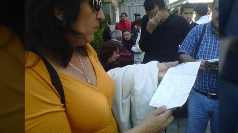 Gloria Garcia explosion Pemex