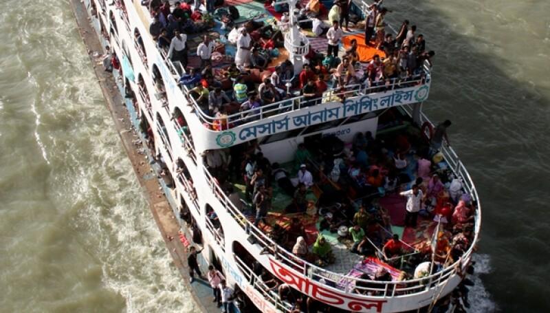 ferry Bangladesh archivo