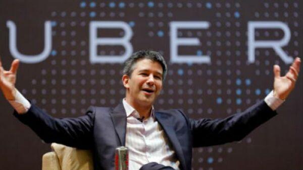 Travis Kalanick fundador Uber