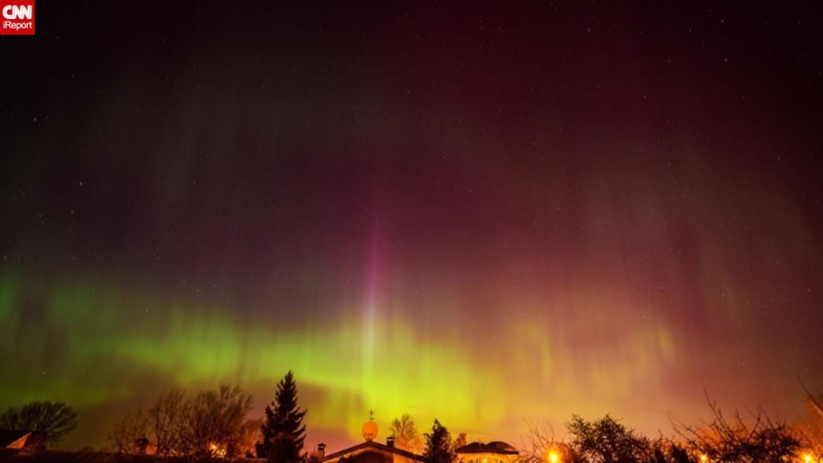 Aurora Latvia