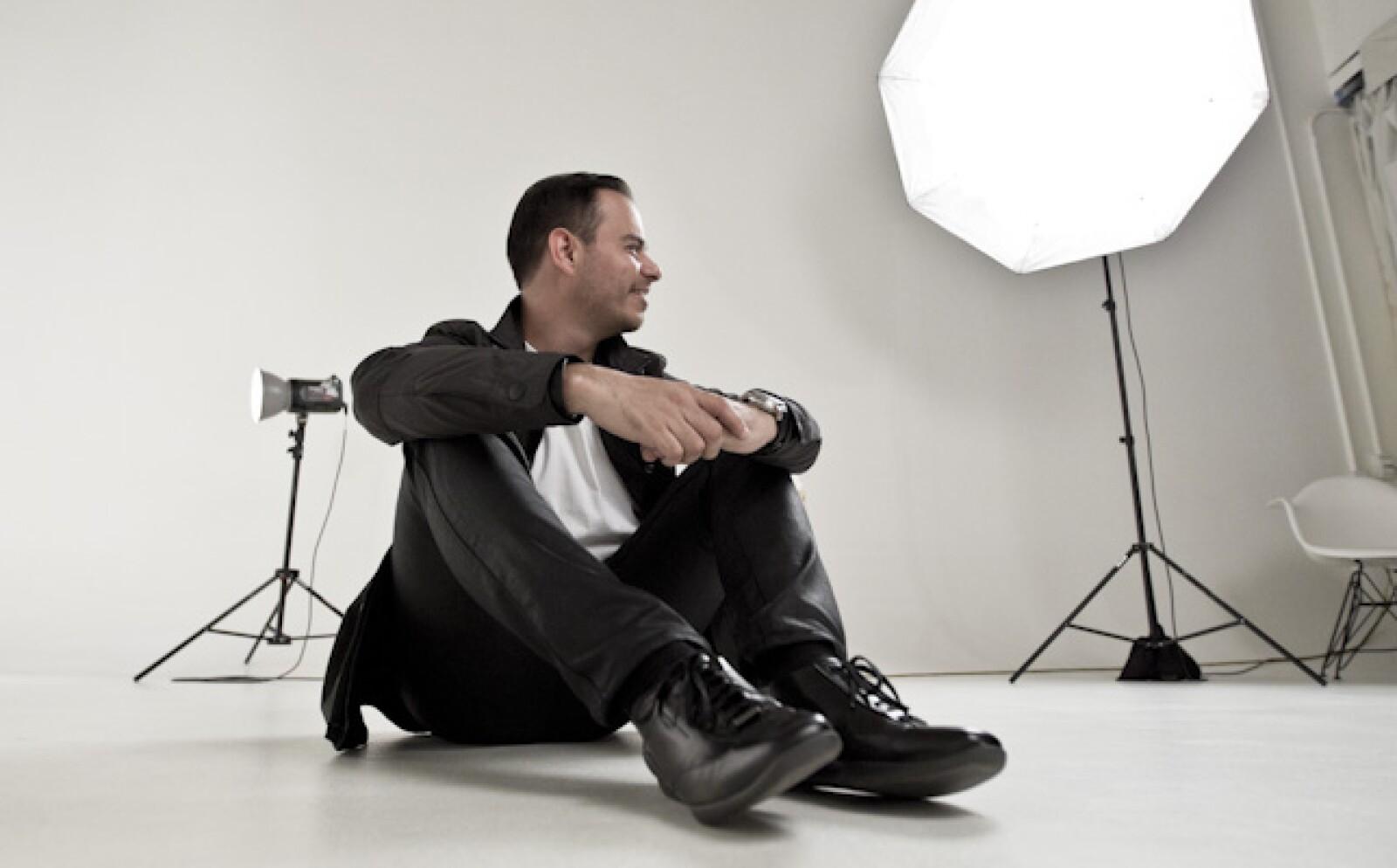 Marcos Jiménez, CEO de Altea Live Experiences, ha llevado su negocio a Las Vegas, Monttreal y Barcelona.