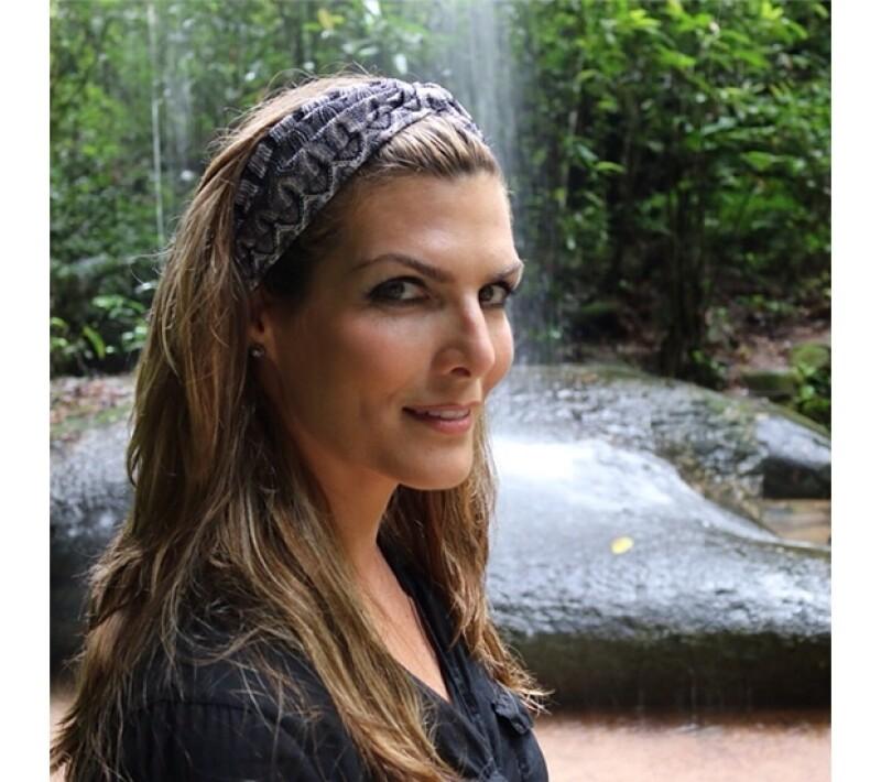 La guapa conductora se encuentra en Brasil explorando y conociendo cada rincón de la cultura de la sede de la Copa del Mundo 2014. Una vez más seremos testigos de su intrépida faceta de exploradora.
