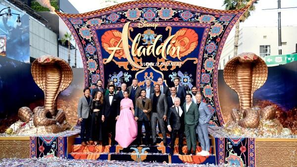 Premiere de Aladdin
