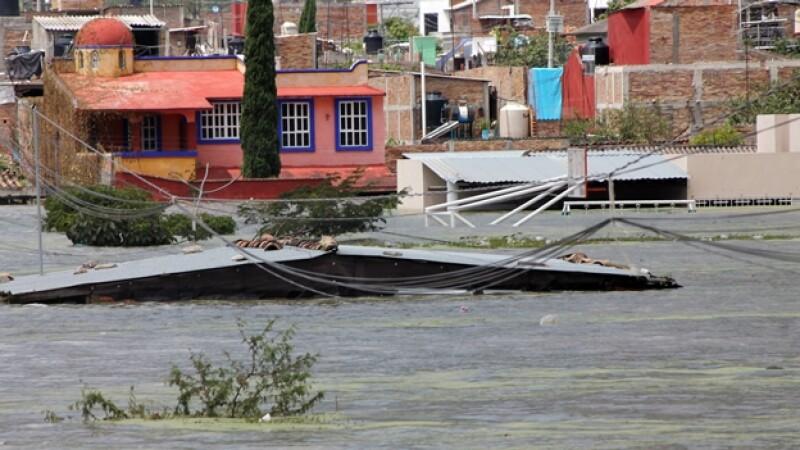 lluvias Guerrero inundaciones 7