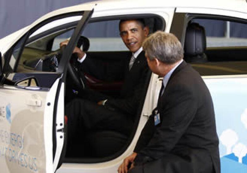 Esto es el futuro, dijo Obama. (Foto: Reuters)