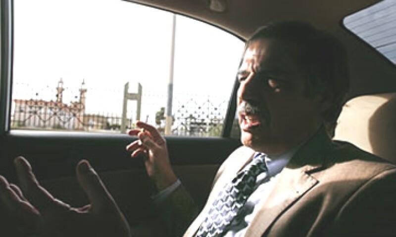 Tarhouni viajó a la ciudad de Misurata para identificar formalmente el cadáver de Moammar Gadhafi. (Foto: Cortesía Fortune)