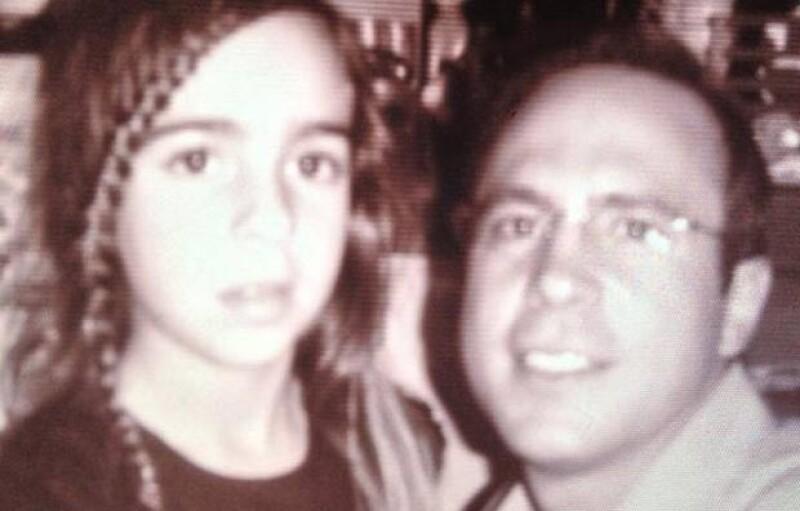 Ayer se dio a conocer mediante el Twitter del actor que la pequeña María del Mar Balmaceda García perdió la vida debido a un accidente automovilístico.
