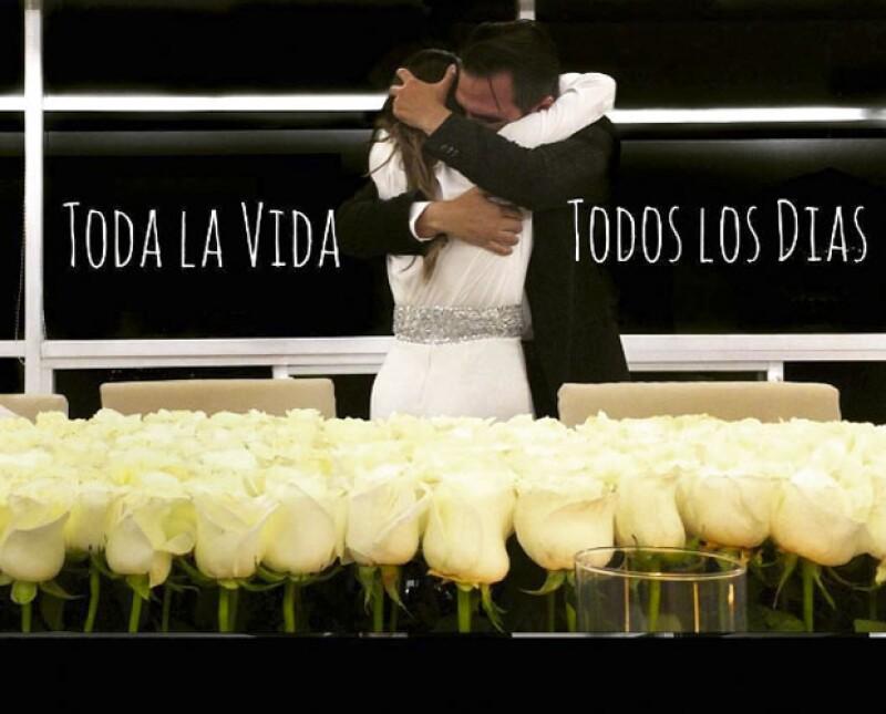 Según los rumores la boda se llevará acabo en una playa mexicana.