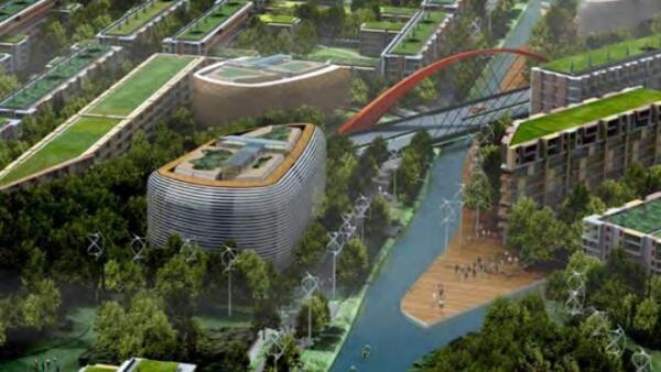 Eco city de Arup