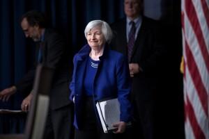 Janet Yellen adios