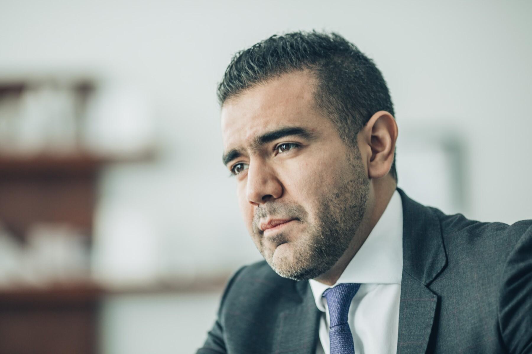 Fernando Montes de Oca, director general de la agencia calificadora HR Ratings