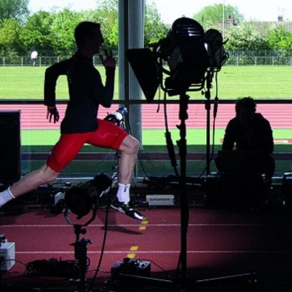 tecnologia y equipo para atletas Loughborough University